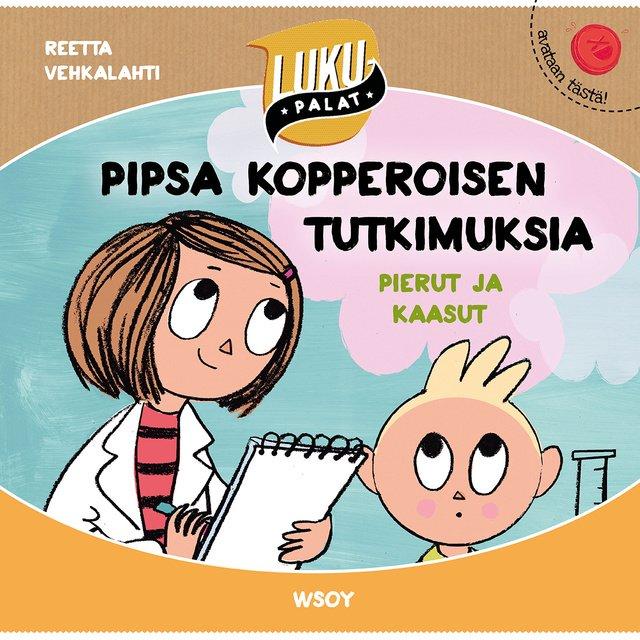 Pipsa Kopperoisen tutkimuksia