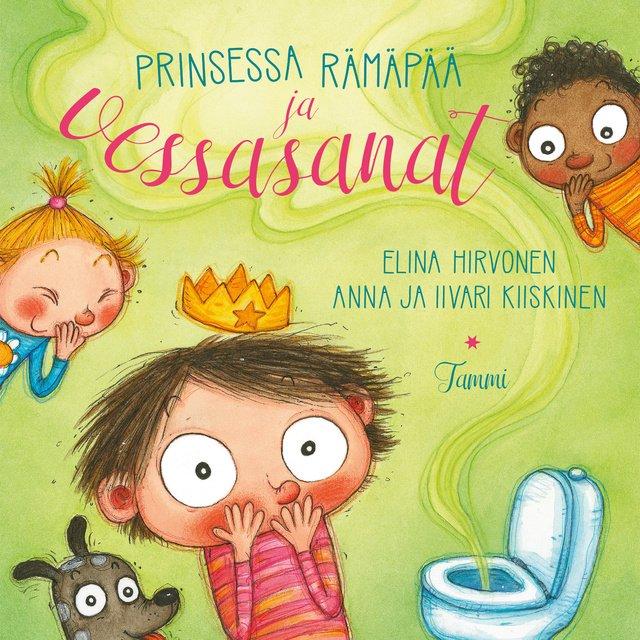 Prinsessa Rämäpää ja vessasanat