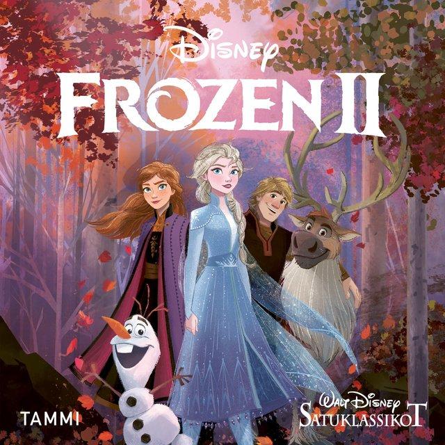Frozen 2 Satuklassikot