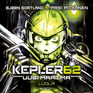 Kepler62 Uusi maailma: Luola