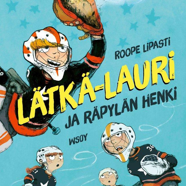 Lätkä-Lauri ja räpylän henki